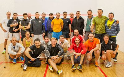 Скуош в EASY CLUB SQUASH & FITNESS